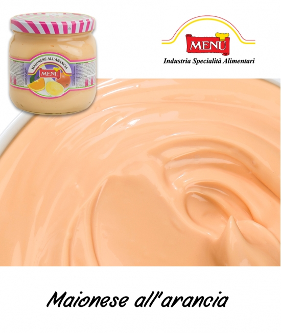 Maionese all´Arancia 750g