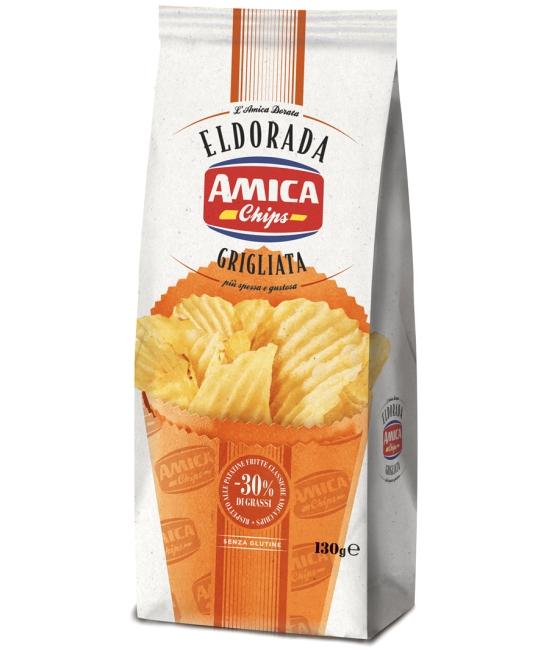 Eldorada Chips ruffle 130g