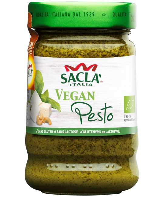 Pesto Verde Vegan 190g