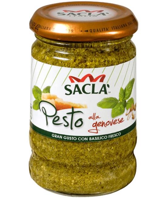 Pesto alla Genovese 190g SACLA