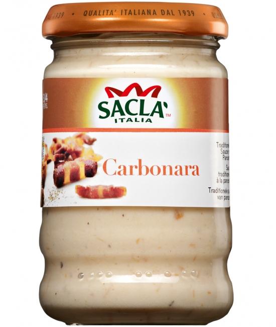 Carbonara 190g - omáčka na cestoviny so slaninou
