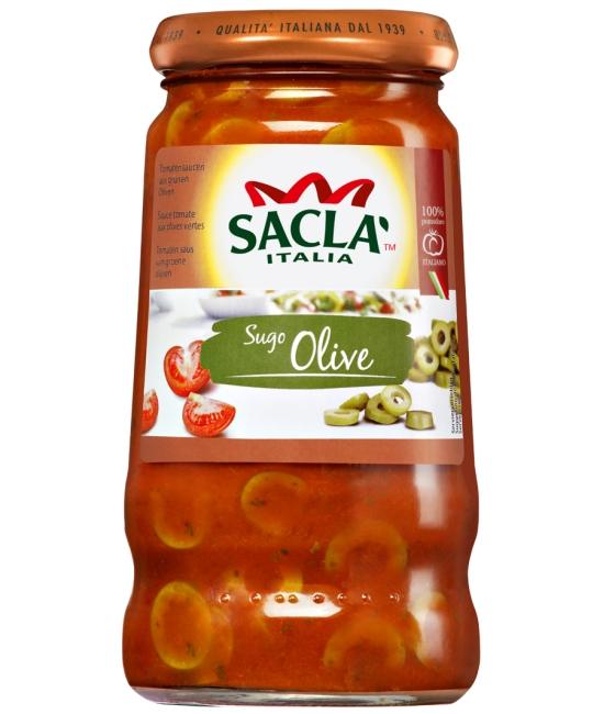 Sugo Olive 420g