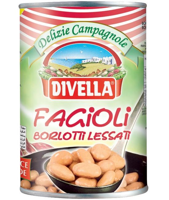 Fagioli Borlotti 400g - strakatá fazuľa