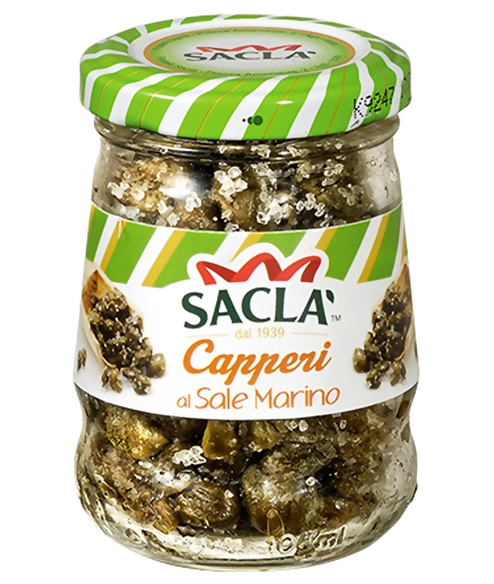 Capperi al sale 65g