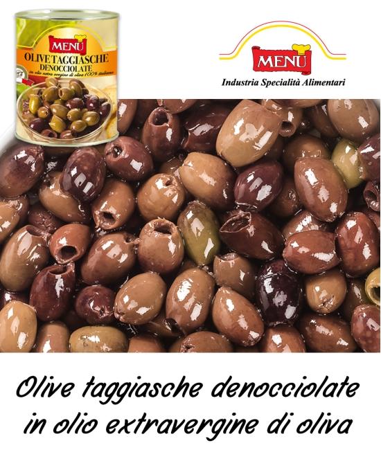 Olive Taggiasche denocciolate 770g