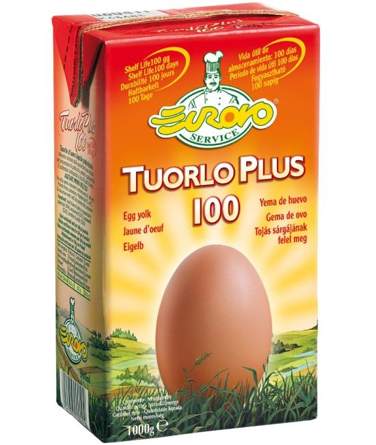 Tuorlo uovo 1kg - vaječné žĺtky