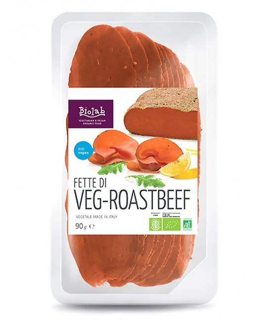 Veg-roastbeef 90g