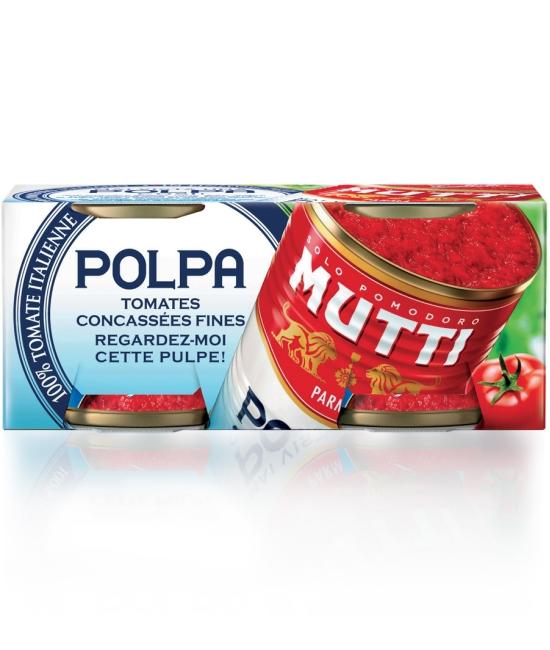 Polpa di pomodoro 2x210g
