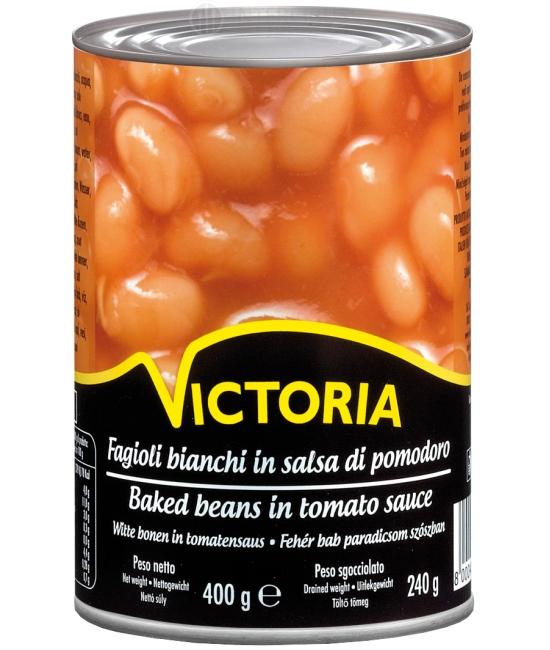 Fagioli Baked beans 400g Victoria