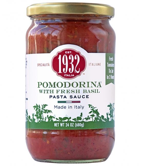 Pomodorina Basil 680g