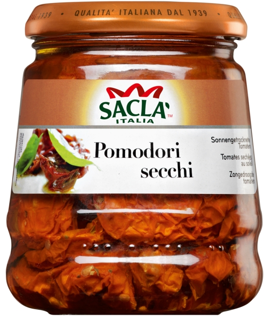 Pomodori Secchi 190g - sušené paradajky v oleji