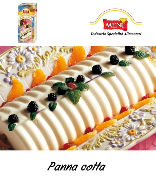 Panna cotta 1kg - preparát