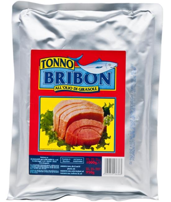Tuniak v slnečnicovom oleji 1000g