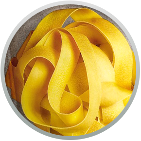 Pappardelle all´uovo